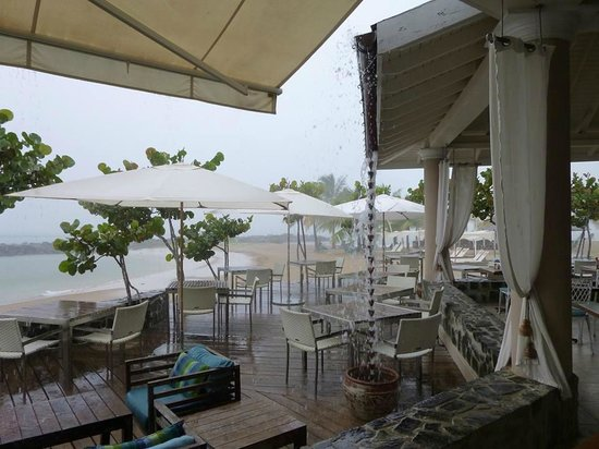 Rendezvous Resort: When it rains it real, really rains