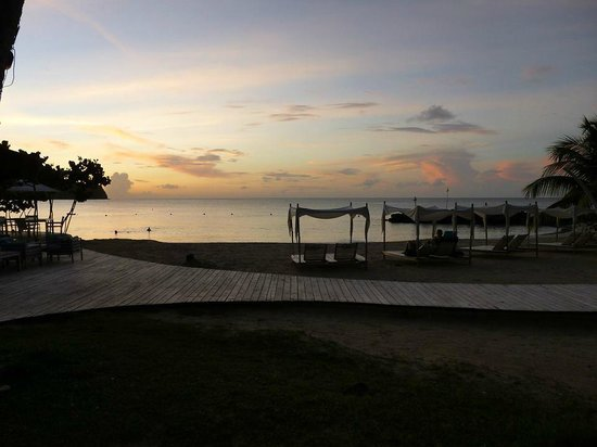 Rendezvous Resort: Best Sunset all week