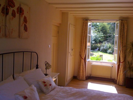 La Lande: All rooms have a garden view view