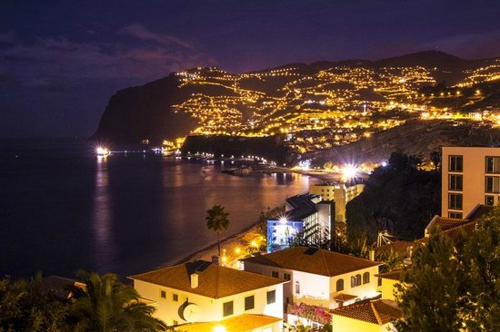 Golden Residence costal view, Funchal, Madeira