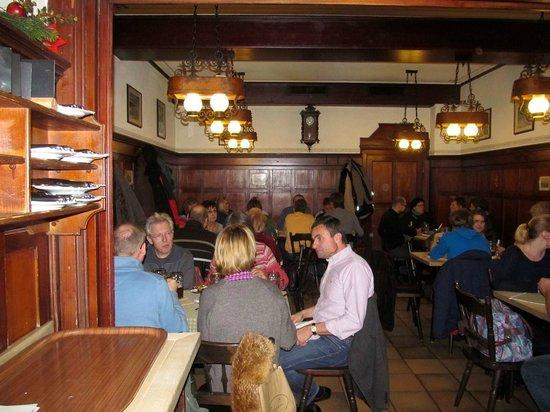 Brauerei Spezial: Inside again