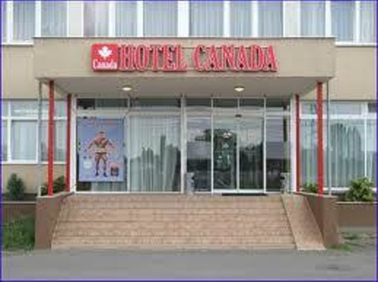 Canada Hotel: Hotel Canada Budapest