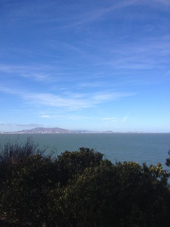 Coyote Point Recreation Area: View from Coyote Point