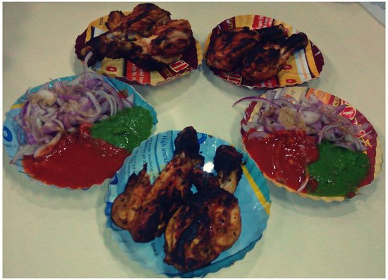 Mumbai City Food Tours - Private Tours: Chicken Drumsticks.