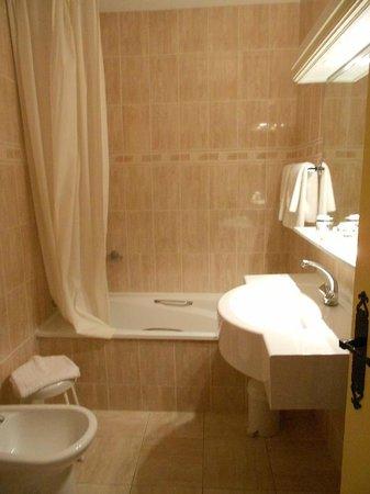 Le Manoir : Salle de bains