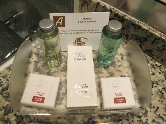 Hotel Astra Opera - Astotel : ванная