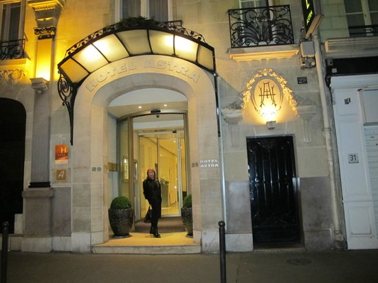 Hotel Astra Opera - Astotel: отель