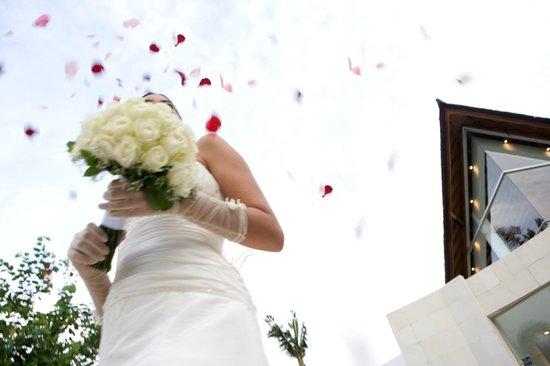 The Kunja Villas & Spa: Bride 2