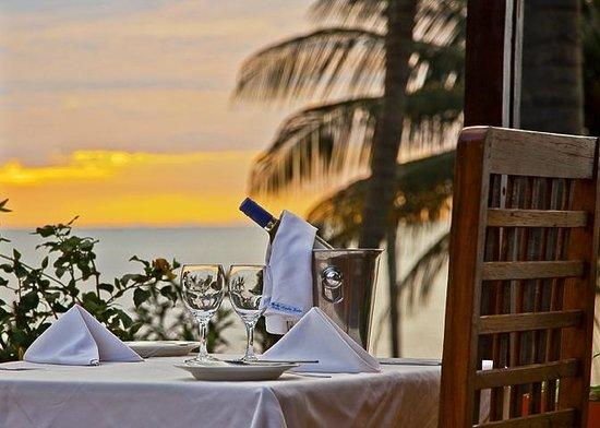 Ngala Lodge: A romantic spot.
