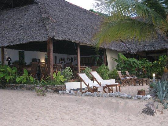 Antoremba - Lodge: Vue sur le restaurant