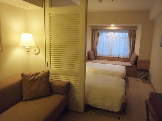 Hotel Mystays Premier Sapporo Park: 部屋