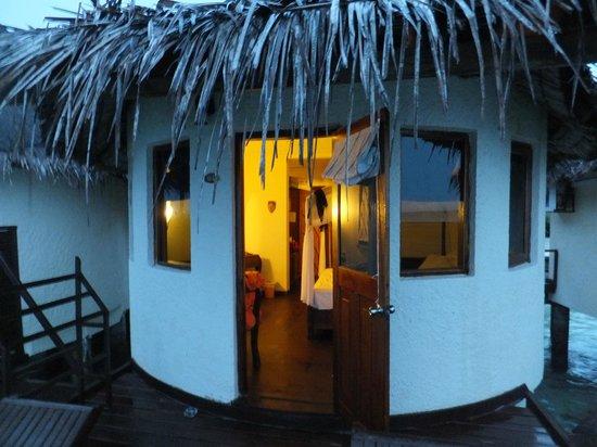 VOI Dhiggiri Resort : overwater