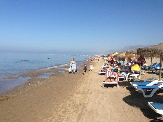 Ona Alanda Club Marbella: Пляж