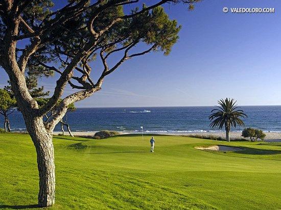 Ocean Golf Course Vale Do Lobo