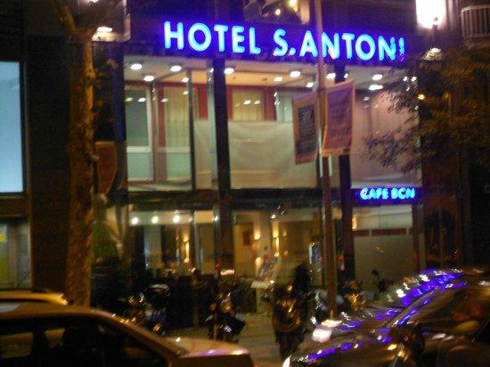 Hotel Sant Antoni: Hotel S.Antoni