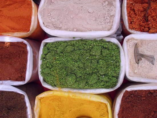 Five Five Restaurant and Guest Tents: Spices