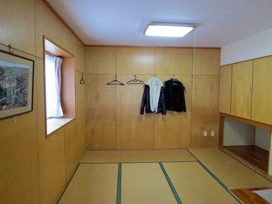 Pension Hamayu: 部屋