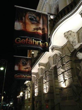 Theater des Westens: Haupteingang