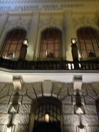 Theater des Westens: Fassade des Theaters