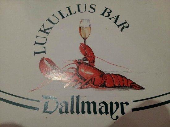Restaurant Dallmayr : Lukullus Bar Dallmayr München