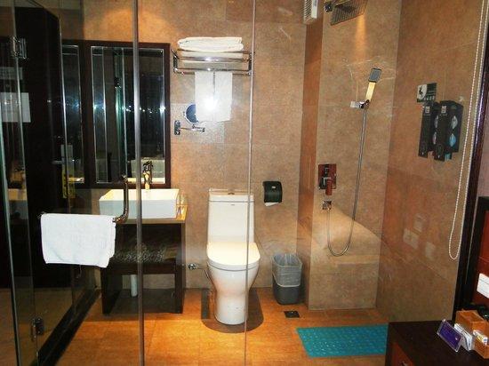 Han Tang Xin Ge Hotel : Bad