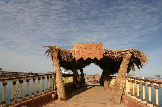 Reemyvera Resort & Marina : Мостик