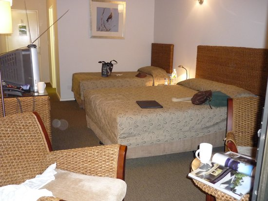 Aurora Kakadu Hotel: Not glamorous but comfortable