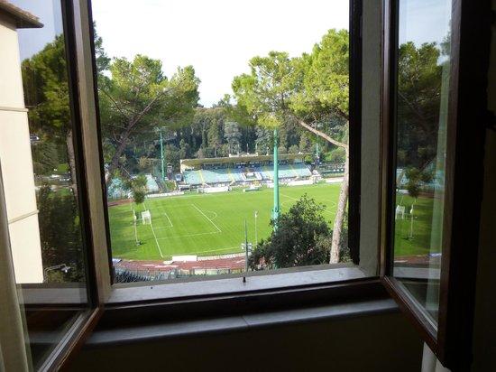 Hotel Chiusarelli: Panorama camera
