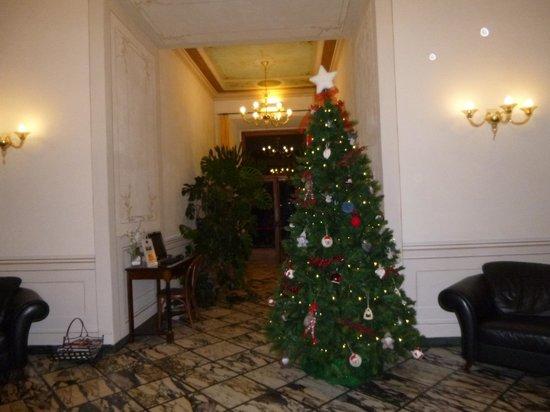 Hotel Chiusarelli : Hall