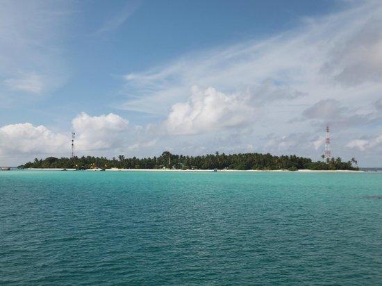 VOI Dhiggiri Resort : isola dei pescatori