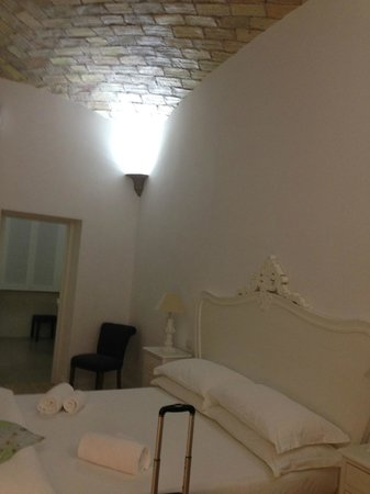La Finestra sul Colosseo B&B : Perfect rooms - Deserving of their 5 stars.