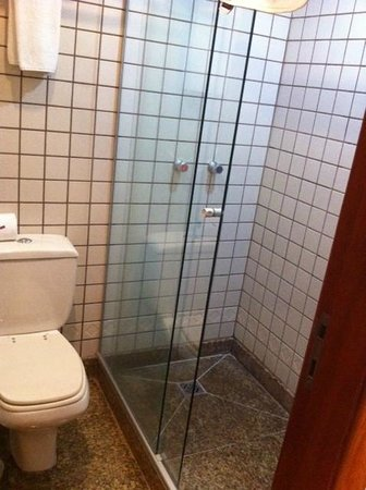 Mercure Apartments Brasilia Lider: Banheiro