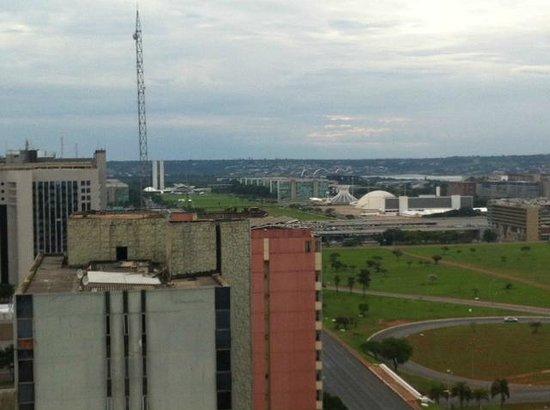 Mercure Apartments Brasilia Lider: Vista da varanda