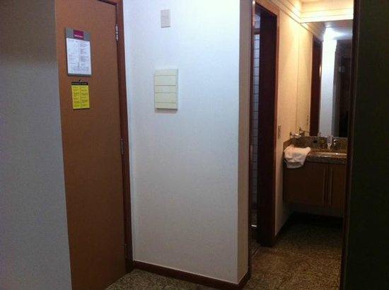 Mercure Apartments Brasilia Lider: Hall de entrada do apart