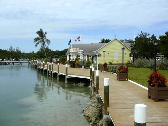 Green Turtle Club & Marina: Great Place to discover the true Abaco vibe