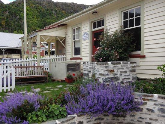 Arrowtown, Nueva Zelanda: calle princiapal