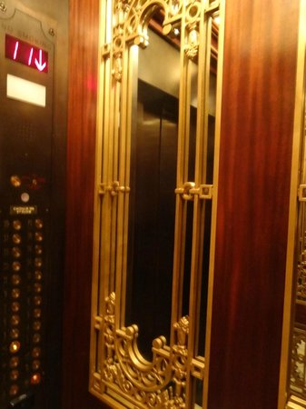 The Plaza: Elevators