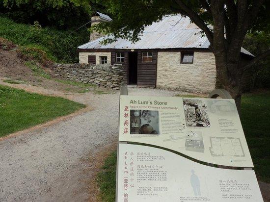 Arrowtown, Nueva Zelanda: asentamiento chino