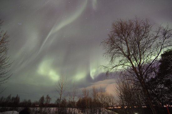 Alta, Noorwegen: Wow!