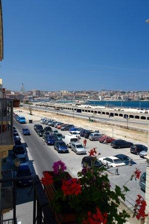 Mastrarua Hotel: Вид с балкона номера