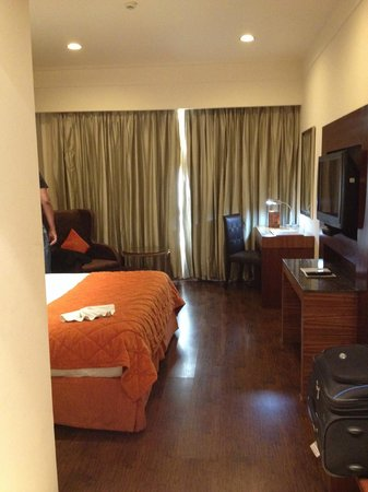 The Golden Palms Hotel & Spa: Spacious