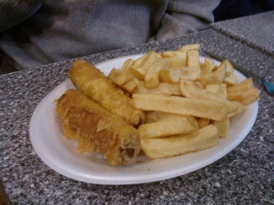 Smiffy's: Sausage & Chips