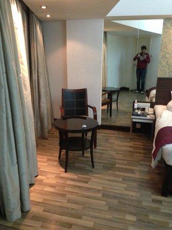 Ramada Bangalore : Inside room