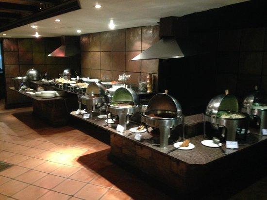 Ramada Bangalore : Resturant