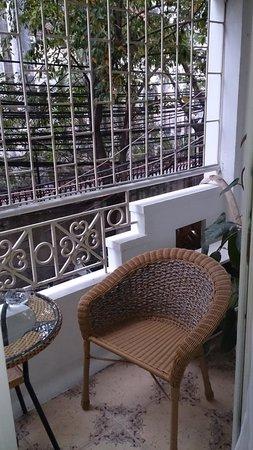 Splendid Star Suite Hotel : Balcony