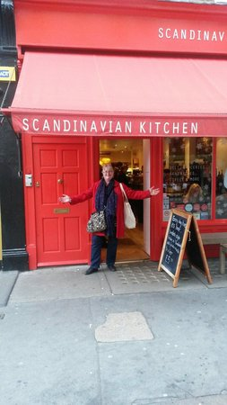 Scandinavian Kitchen : Had a lovely time on 30th November 2013