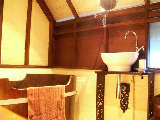 Le Passe-Temps : Salle de bains