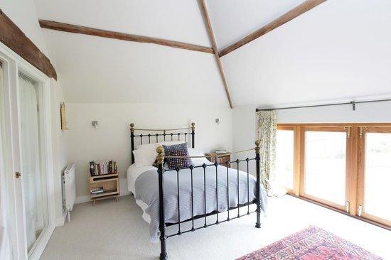 Dol y Gaer B&B: Kilvert Suite bedroom (double)