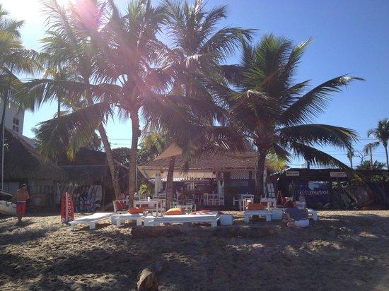 Eze Beach Bar Restaurant: Eze little paradise