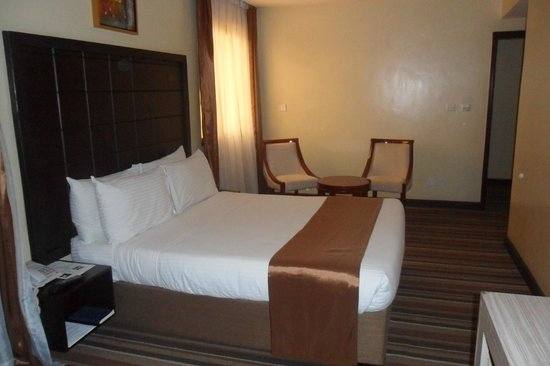 The Clarion Hotel: Rooms